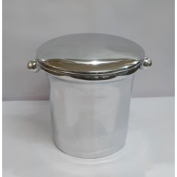 URNA CONICA PEWTER